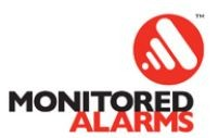 Monitored Alarms