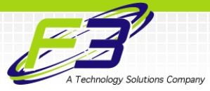 F3 A Technology Solutions Company