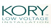 Kory Low Voltage Installation