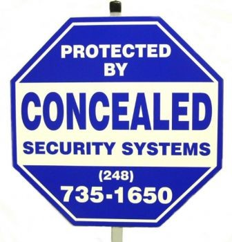 Concealed Security Systems