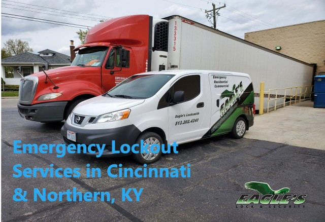Emeregncy Lockout Services in Cincinnati, OH nad Northern, KY