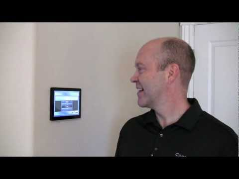 Home Intercom Systems Demo | Control4 Intercom System for Home