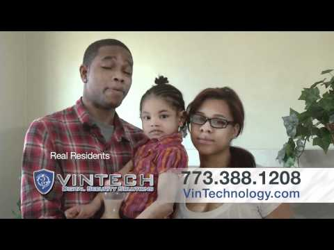 VINTECH Digital Security Solutions Testimonial