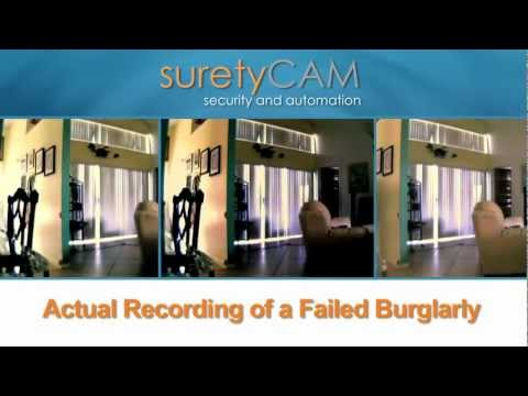 suretyCAM security and automation for peace of mind living